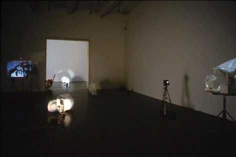 Installation view, 1998. Metro Pictures, New York.