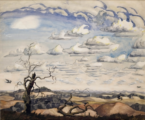 Charles Burchfield Summer, 1926