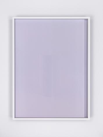 Crepuscule (detail), 2015. Set of nine framed works, each containing two digital C-prints.