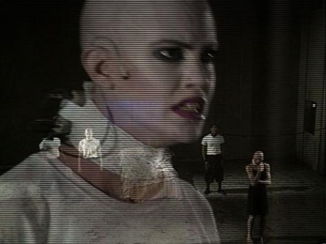 Reza Abdoh, The Hip-Hop Waltz of Eurydice(film still), 1990.