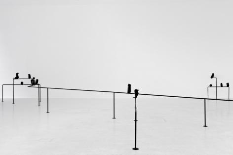 UP. Installation view, 2016. Museion, Bolzano, Italy. Photo: Massimiliano Pescio.