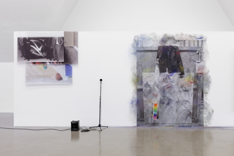 Also on View. Installation view, 2019.