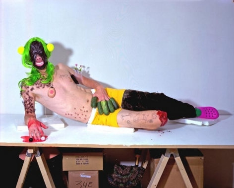 Brian, 2008. Mounted c-print on 6mm sintra, framed, 60 x 75 inches (152.4 x 190.5 cm). MP P-49