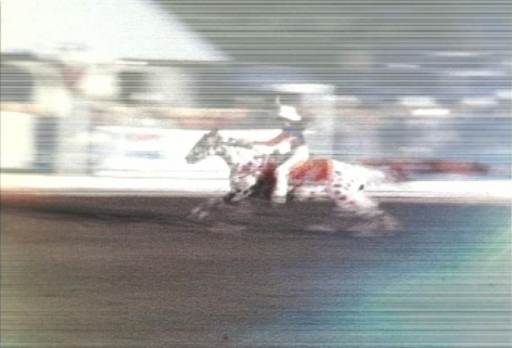 """Still from """"Garland #4"""", 2005. 16 mm film, 8 Minutes, 33 Seconds. Edition of 5. MP F-45"""