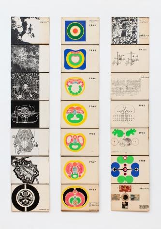 Gernot Bubenik  3 Leporellos, 1965