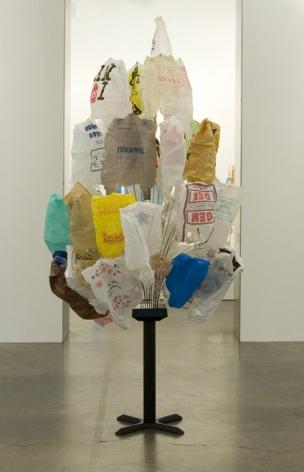 B. Wurtz Bunch #2, 1995 sculpture