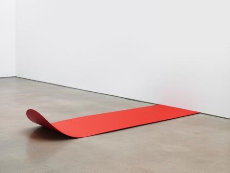 Judith Hopf - Tongue (floor piece), 2019.