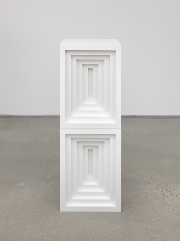 Sara VanDerBeek sculpture 'Temple'
