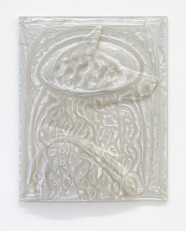 """Oliver Laric sculpture """"Hermanubis Relief"""""""