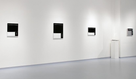 Installation view, 2013. Metro Pictures, New York.