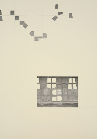 David Maljkovic collage 'Lost Pavilions'