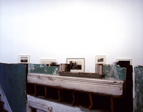 Untitled, 2004/2005 Laminated cibachrome mounted on museum box, 39.5 x 44 inches (100.3 x 111.8 cm)