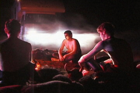 Group (film still), 2001. DVD, 10 minutes. Edition of 10. MP V-6