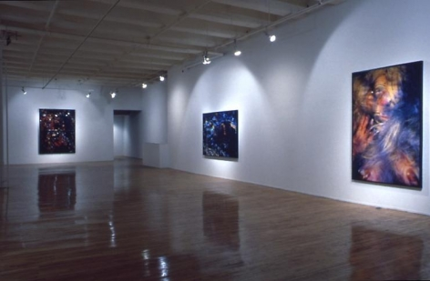 Installation view, 1989. Metro Pictures, New York.