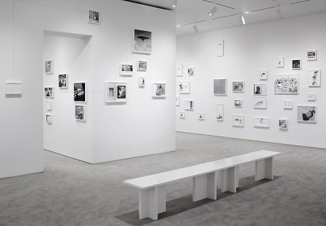 """The Pledge,"" installation view, 2013. The Drawing Center, New York."