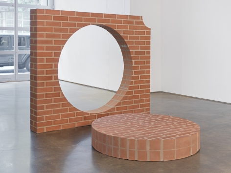 Judith Hopf - A hole and the filling of the hole, 2019.