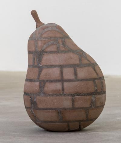 Judith Hopf, Birne (Pear), 2018 (rendering).