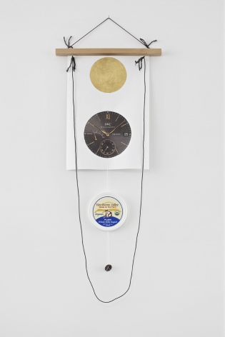 Untitled (clock), 2012-2013.
