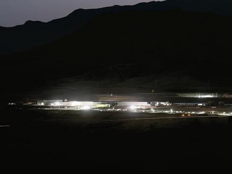 National Security Agency Utah Data Center, Bluffdale, UT, 2012.