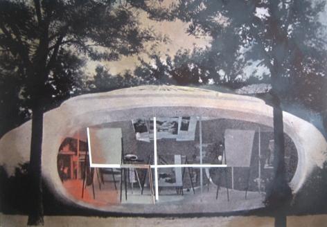 David Maljkovic Lost Pavilion, 2008