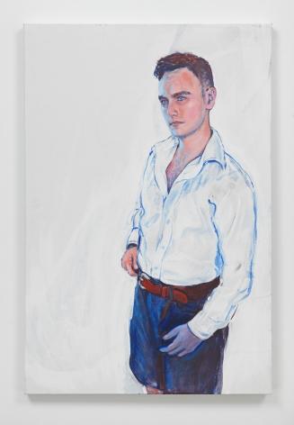 Nash Glynn, Masculine, Possessive, Third Person (His), 2020.