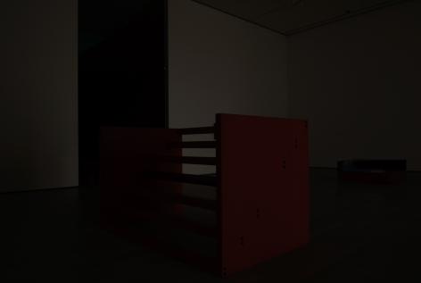 Untitled (Cadmium), 2021.