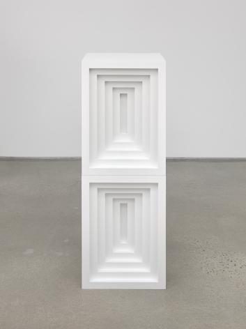 Sara VanDerBeek - Temple sculpture