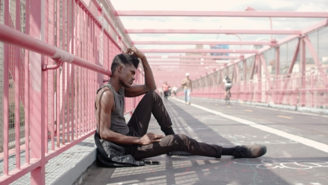 Cheng Ran The Bridge, 2016