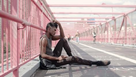 Cheng Ran The Bridge, 2016