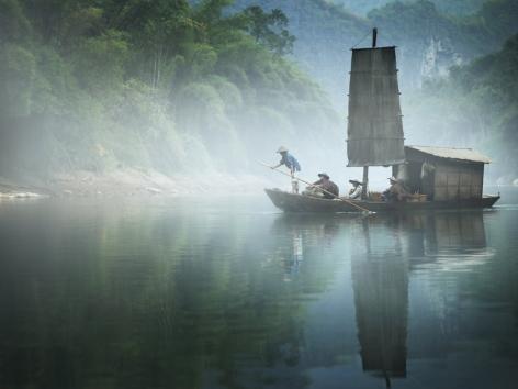 Yishan Island, Voyage (Ten Thousand Waves), 2011.