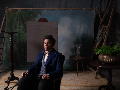 J.P. Ball Studio 1867 Douglass (Lessons of The Hour), 2019.
