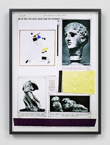 Sarah VanDerBeek print of collage