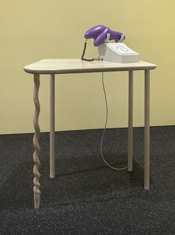 Camille Henrot sculpture 'Maso Meet Maso'