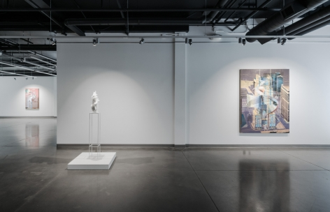 Front International: An American City. Installation view, 2018.
