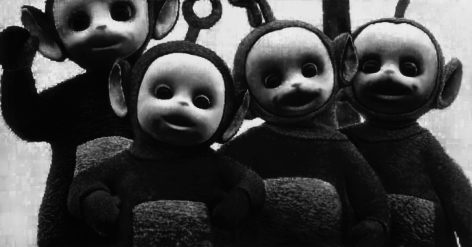 Untitled (Teletubbies), 2016