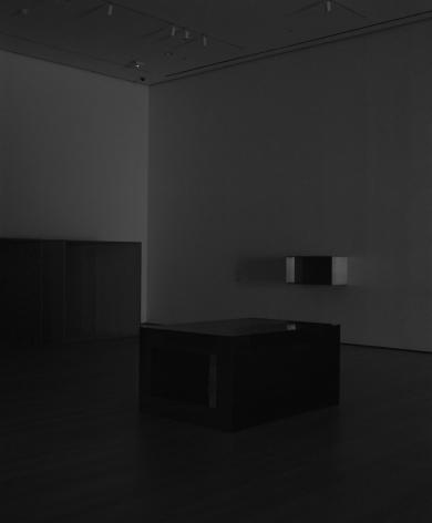 Untitled (Judd), 2021.