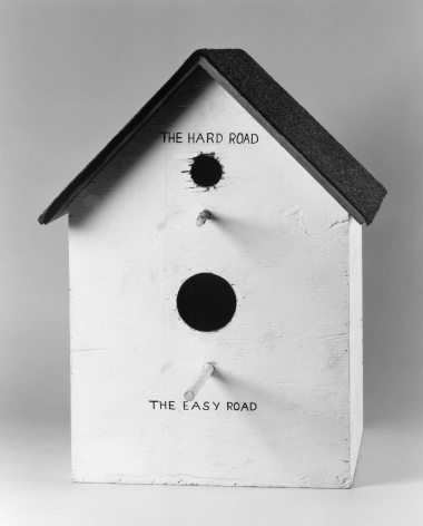 Mike Kelley Catholic Birdhouse, 1978