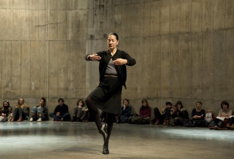 The Complete Works, 2009/2012. Performance still, 2012. Tate Modern, London.
