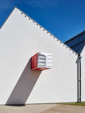 SORRING. Installation view, 2017. Museum Jorn, Silkeborg, Denmark.
