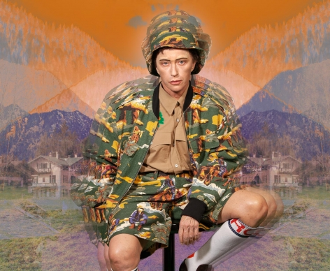 Cindy Sherman photograph Untitled #615