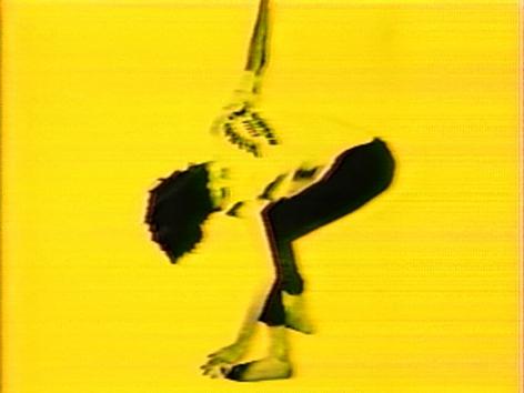 Dan Graham, Rock My Religion (video still), 1983-84.