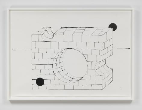 Judith Hopf - Wall 1, 2019.