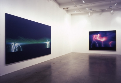 Jack Goldstein, 2005. Metro Pictures, New York.