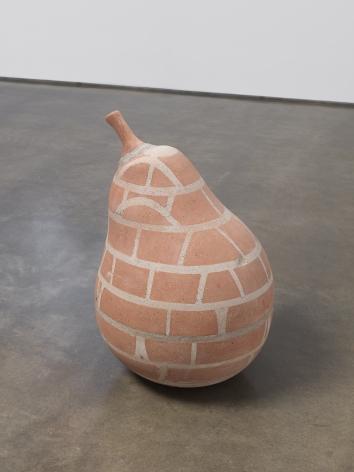 Judith Hopf - Birne (Pear), 2018.