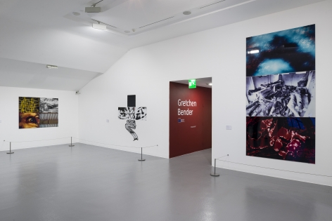 Installation view, 2014. Tate Liverpool.