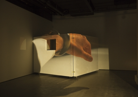 Finding Chopin (From the work Finding Chopin, 2005 – 2009), 2009-10. Installation view, Tensta Konsthall, Stockholm