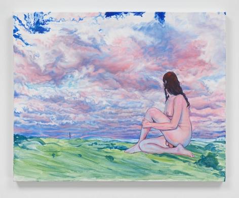 Nash Glynn, Untitled (Self-Portrait), 2021.