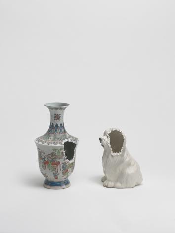 Nina Beier, China sculpture