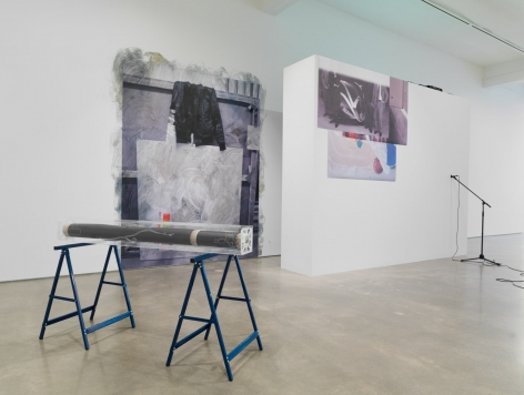 Alterity Line. Installation view, 2018. Metro Pictures, New York.