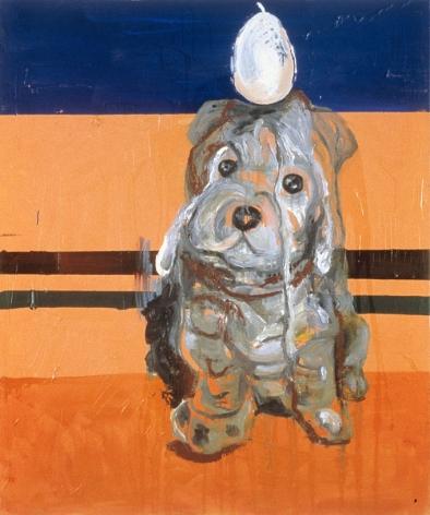 Martin Kippenberger, Untitled painting